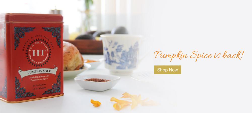 Harney & Sons Pumpkin Spice Tea
