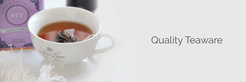 Quality teaware from Premium Teas