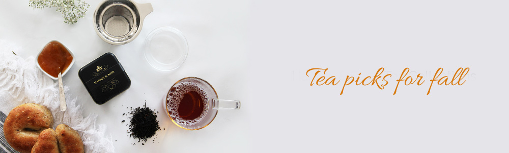tea picks for fall
