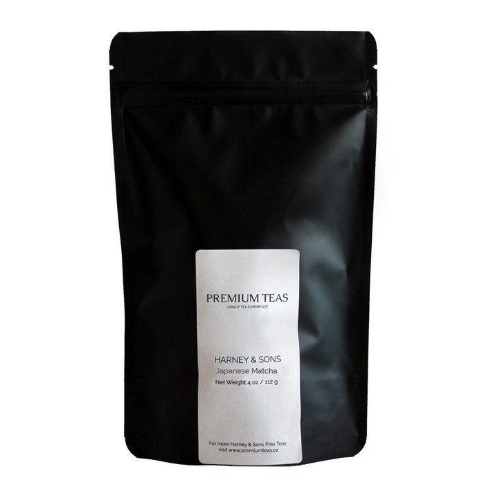 Culinary Grade Harney & Sons Japanese Matcha. It is an excellent source of antioxidants & amino acids, including the most beneficial anti-oxidant EGCg & L-Theanine that are associated with preventing diseases and skin aging.