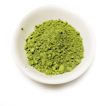 Harney & Sons Japanese Culinary Matcha, available in 50 g, 112 g and 1 lb bags.