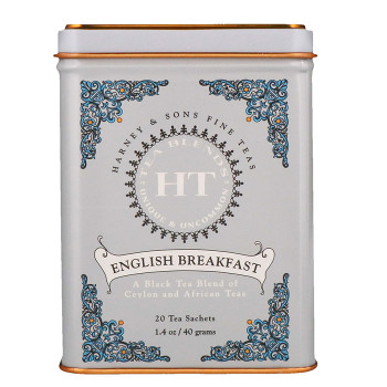 Harney & Sons HT English Breakfast Tea 20 Sachets