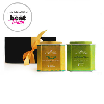 Harney & Sons Royal Green Teas Gift Set