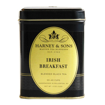 Harney & Sons Irish Breakfast (Assam) Loose Tea 4 oz