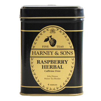 Harney & Sons Raspberry Loose Tea  4 oz