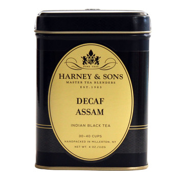 Harney & Sons Decaf Assam Loose Tea 4 oz