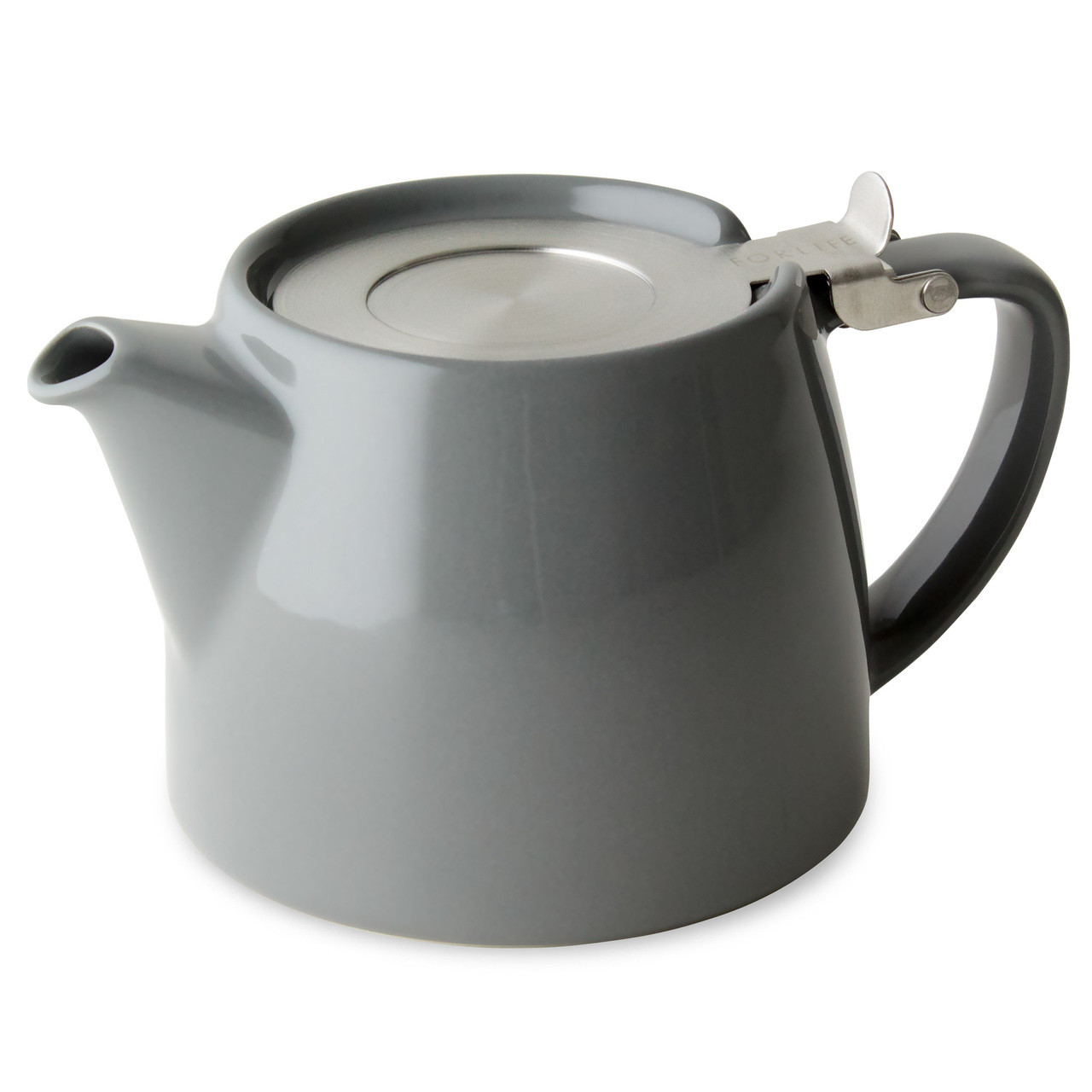 Grey Teapot for Him