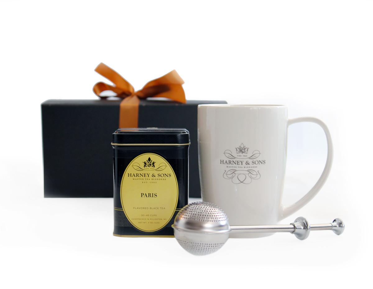 Harney & Sons Paris tea set