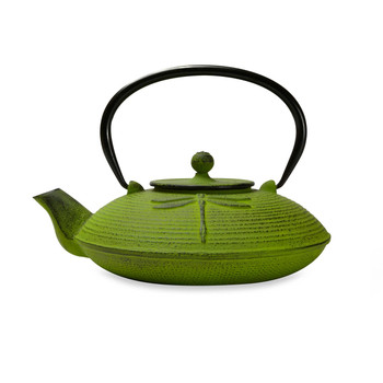Cast Iron Teapot with Infuser (26 oz)
