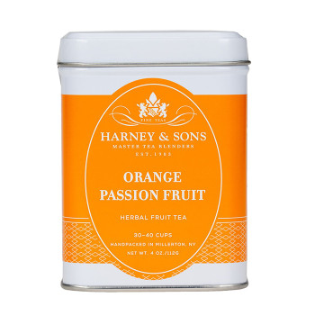 Harney & Sons Orange Passion Fruit Loose Tea - 4oz tin