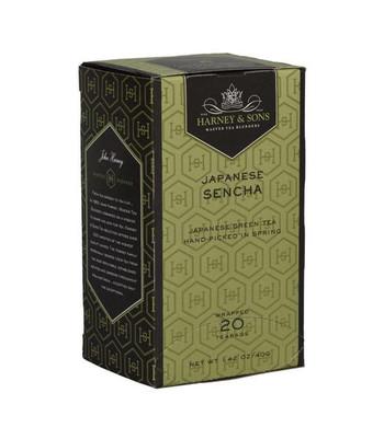 Harney & Sons Japanese Sencha 20 Premium Teabags