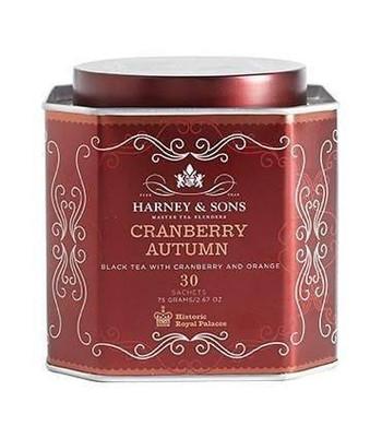 Harney & Sons Cranberry Autumn (30 sachets)