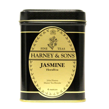 Jasmine flavoured Pouchong tea.