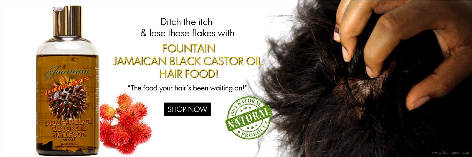 Fountain JBCO Hair Food