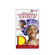 Satin Bonnet Sleeping Cap