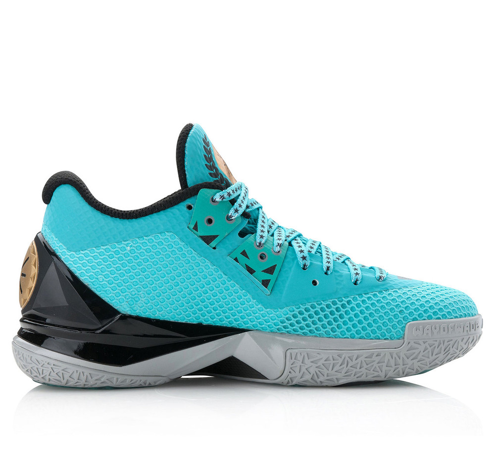 LI-NING Way of Wade 4.0 Liberty ABAK033-13