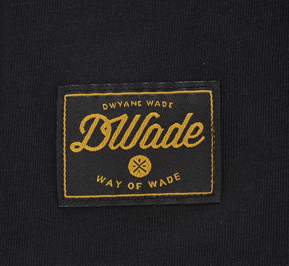 DWADE Lifestyle Tee AHSM209-2 Black