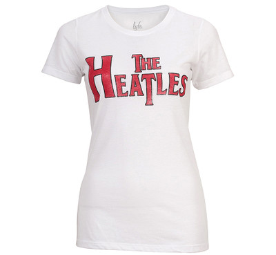 The Heatles Vintage White Hot - Women Crew