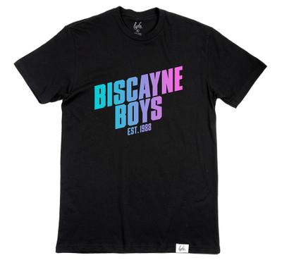 Biscayne Boys - Black/SOBE
