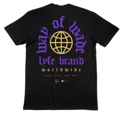 LYFE WoW Worldwide Crew neck shirt