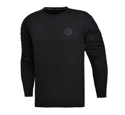 WoW Lifestyle Zip Pocket Sleeve Sweater AWDM643