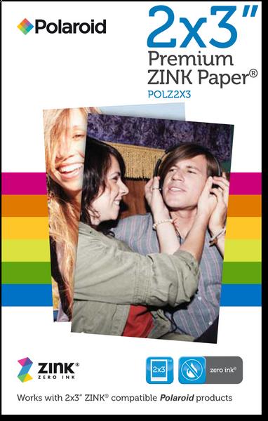 "2x3"" Premium ZINK Media - 30 Pack"