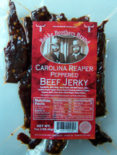 This is Currently THE BIG DADDY of Hot Peppers.  This one will Burn you Through and Through.  Eat at your own Risk.  ENJOY 2.2 million Scoville.
