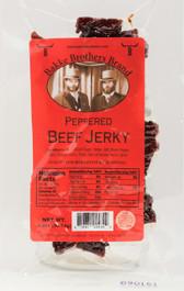 Gluten Free Black Peppered Jerky