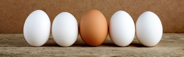 Are brown eggs better for you