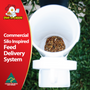Easy Top up and access to view Feed Level