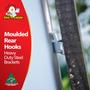 Moulded Rear Hooks