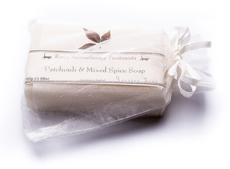 Patchouli and Mixed Spice Organic Soap