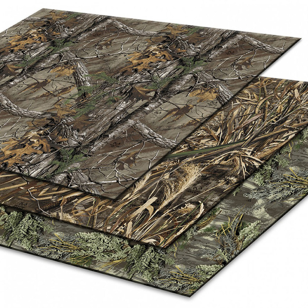 Camo Vinyl Sheets Realtree Patterns Cast Vinyl Sheets