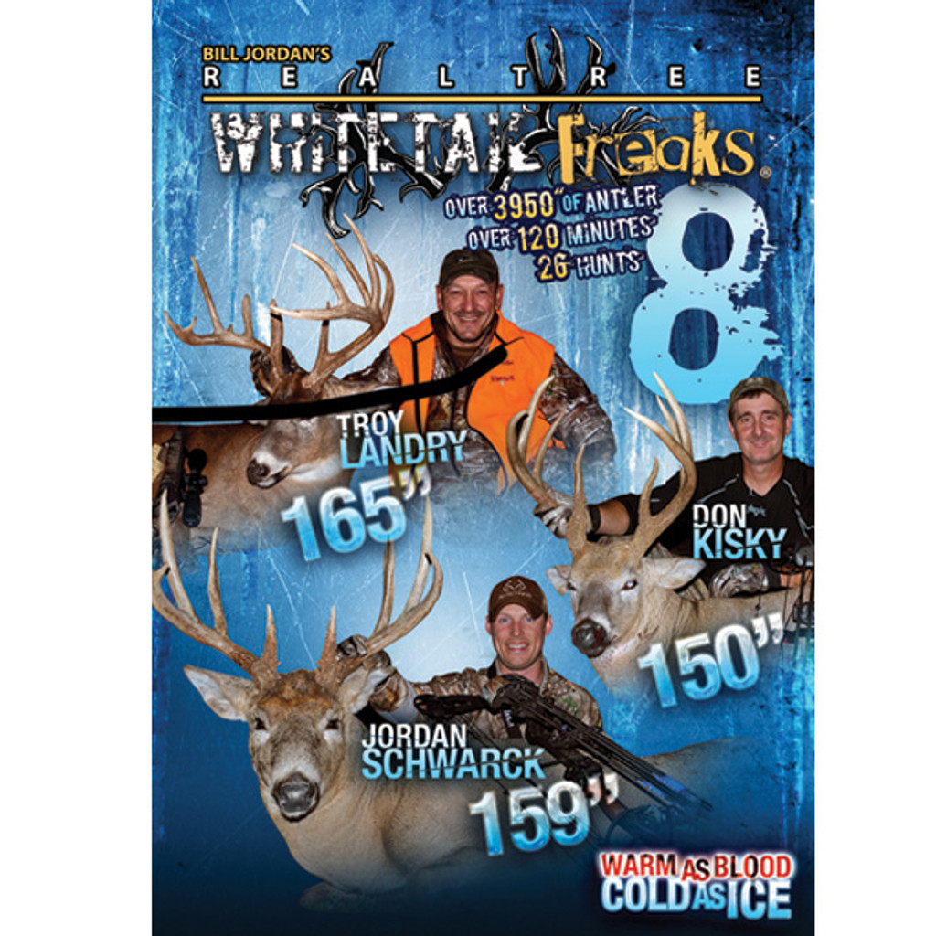 Whitetail Freaks 8 (2013) Cover Image