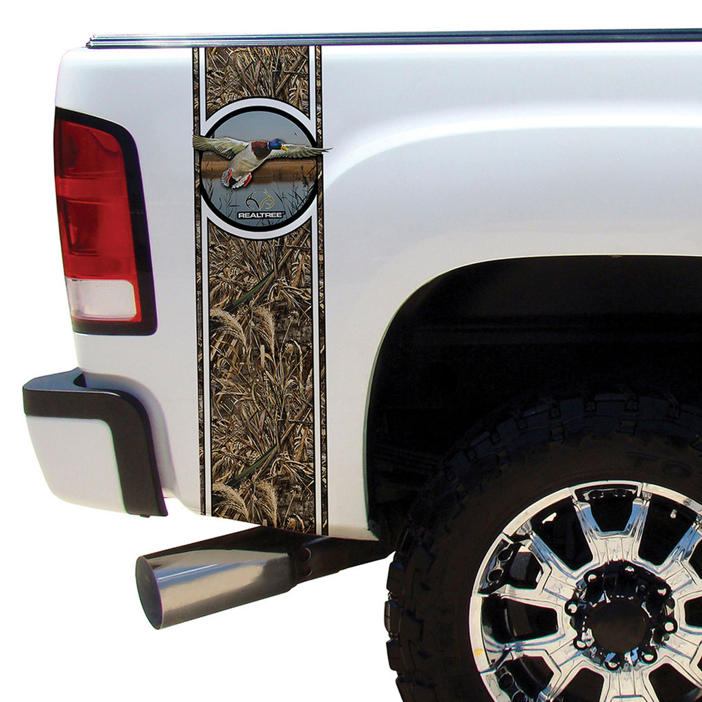 Realtree Max 5 Camo Bed Bands Camo Wrap Truck Camo