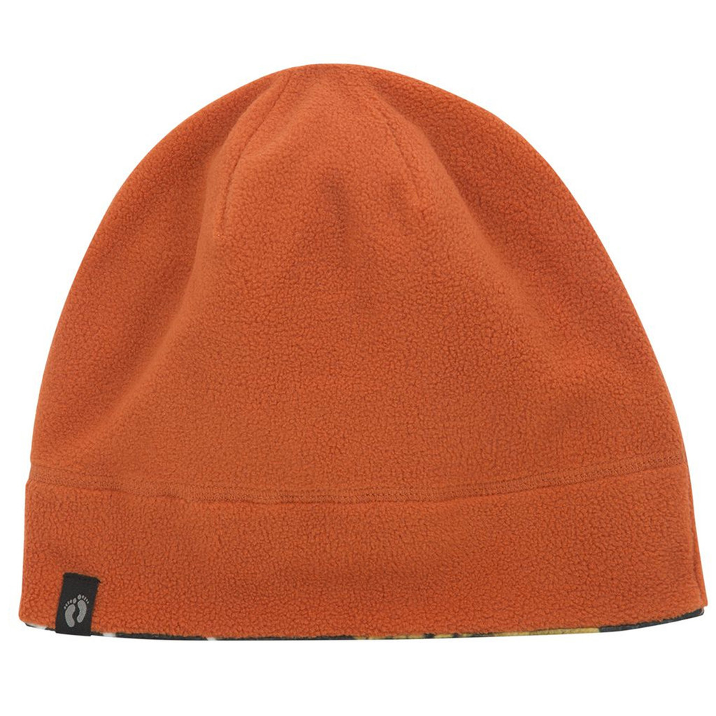 Realtree Reversible Orange Beanie
