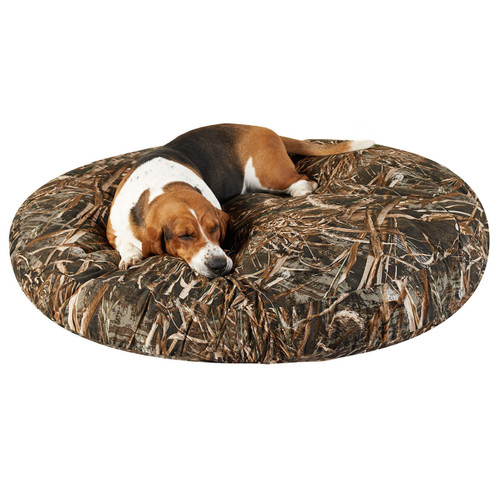"""Realtree Round Dog Beds 40"""""""