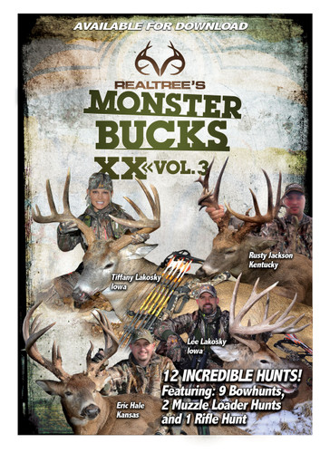 Monster Bucks XX, Volume 3 Download Image