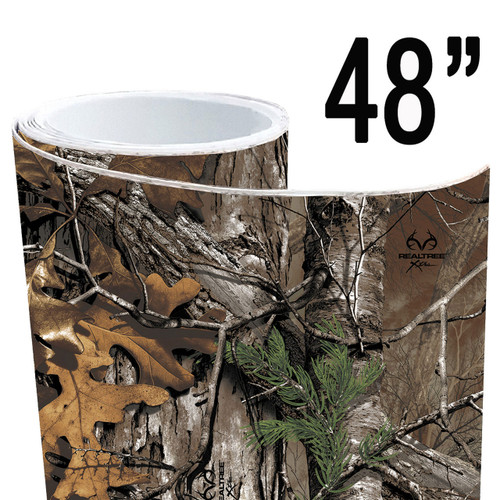 "Realtree Camo 3M 48"" height Cast Vinyl / Matte Lamination ( By Foot )"