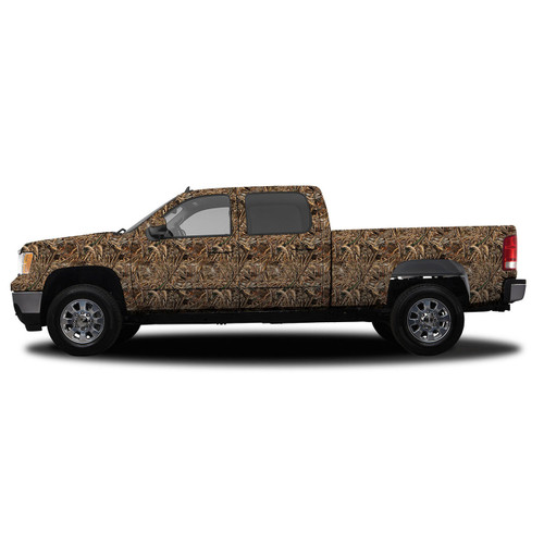 Realtree Camo Deluxe Size Vehicle Wrap Max-5