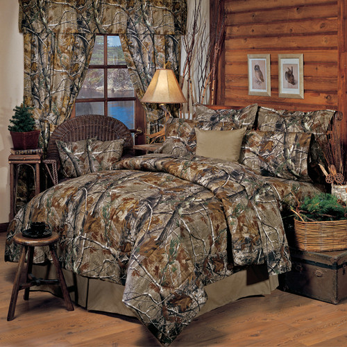 Realtree AP Camo Comforter Set in Twin