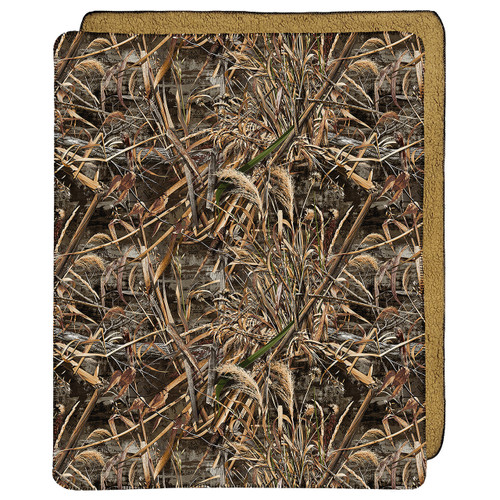 Realtree Max-5 Throw Blanket Image