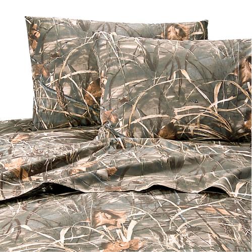Realtree Max-4 Camo Bedding Sheet Set