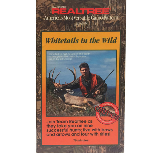 Digital Download Whitetails in the Wild (1992 Release)