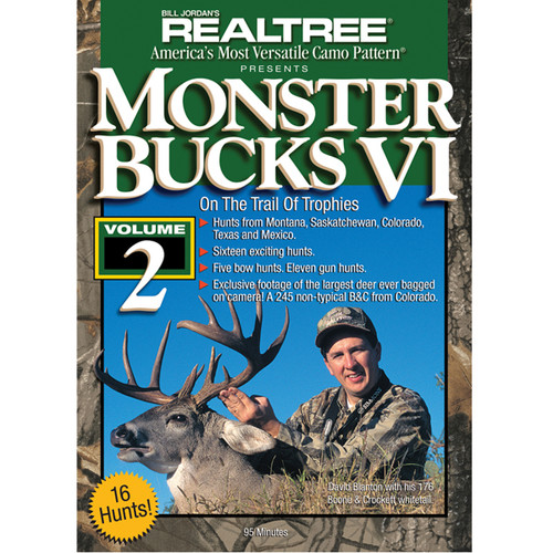 Digital Download Monster Bucks VI, Volume 2 (1998 Release)