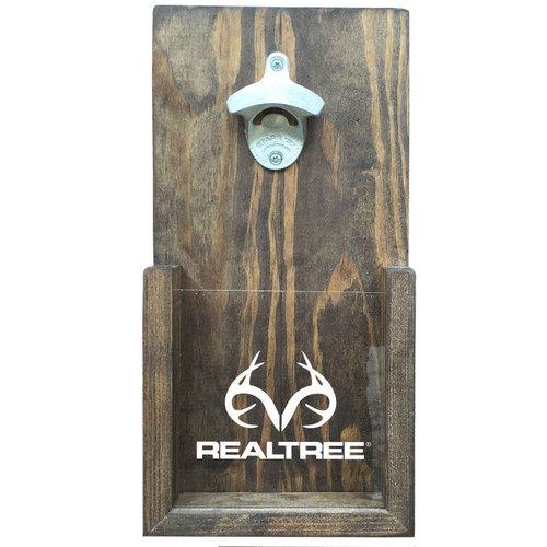 Realtree Wall Hanging Bottle Opener