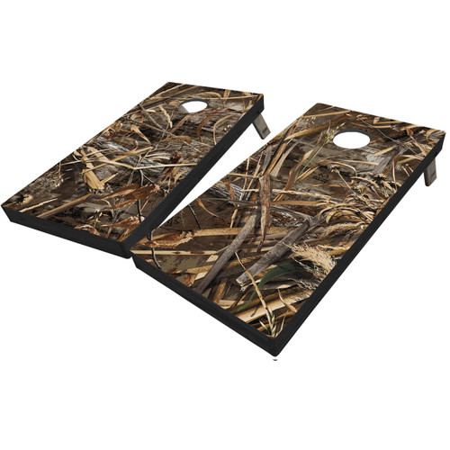 Realtree Full Camo Cornhole Boards