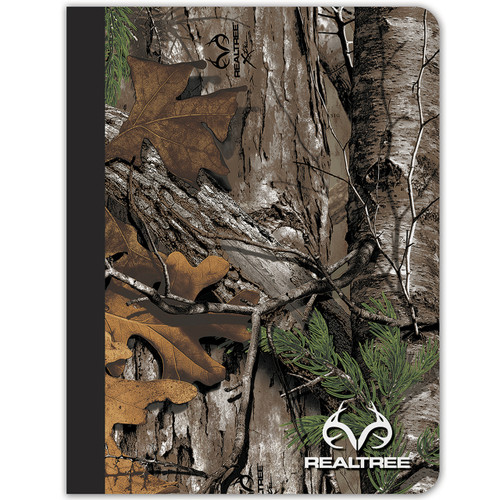 Realtree Composition Xtra Camo Notebook