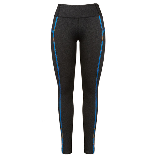 Realtree Women's Blue Camo Active Leggings