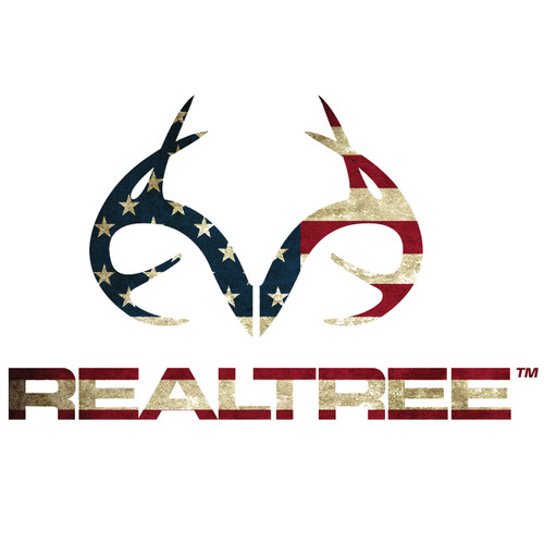 Realtree Antler Patriotic Decal Realtree Antler Decals